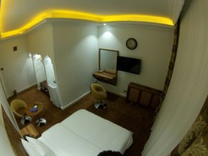 VIP Room (Single Room) karoon hotel 3-star iran tehran