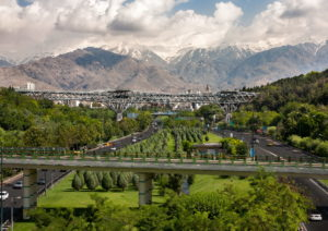 Tabiat Bridge Tourist Attractions Karoon hotel 3-star Tehran Iran