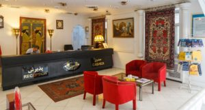 Karoon Hotel 3-star Tehran Iran Online Booking Room Accommodation
