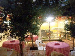 Karoon Hotel 3-star Tehran Iran garden هتل ۳ستاره کارون تهران