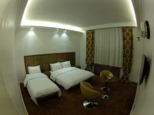 vip double room bed breakfast
