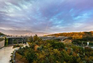 Tabiat Bridge Tourist Attractions Karoon hotel 3-star Tehran Iran